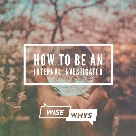 How to Be an Internal Investigator and Utilize this Frequency Based Philosophy to Further Emotional Responsibility & Accountability