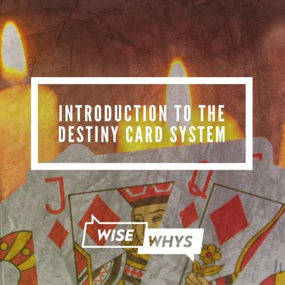 Introduction to the Destiny Card System: An Energetic Guide for Self Discovery
