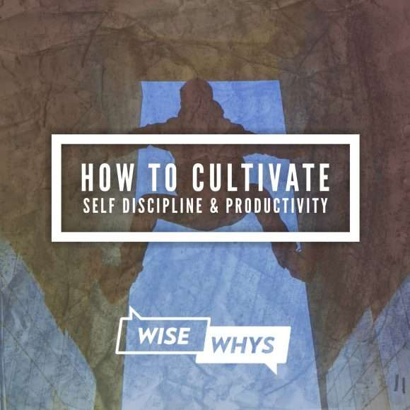 How to Cultivate Self Discipline & Productivity