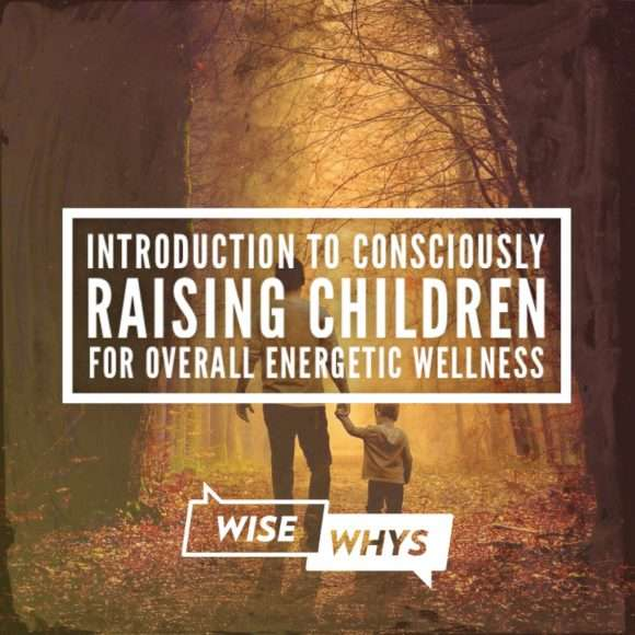 Introduction to Consciously Raising Children for Overall Energetic Wellness