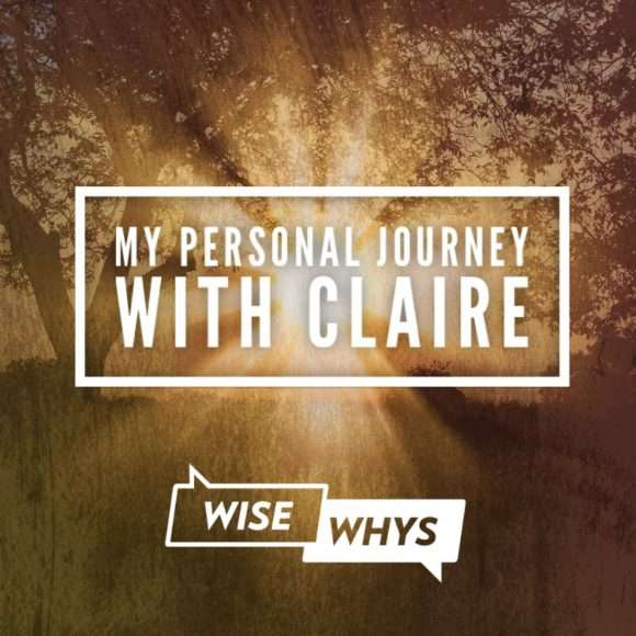 """My Personal Journey"" with Claire"