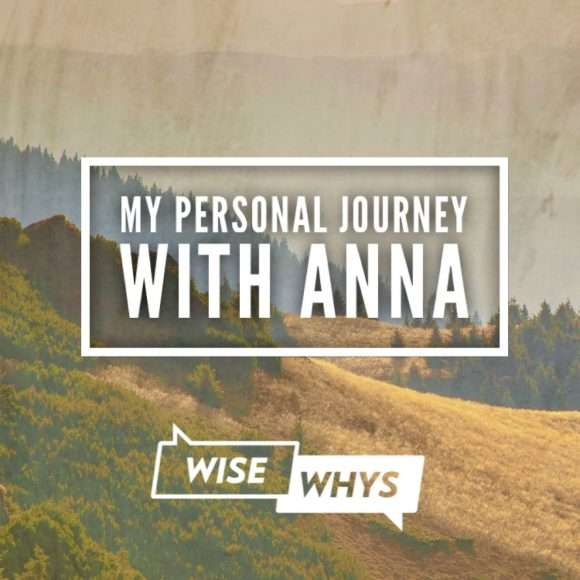 """My Personal Journey"" with Anna"